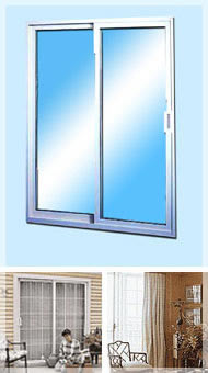 Doors Galore And More can install the patio door of your choice.