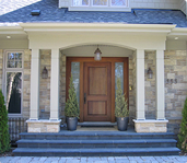 The main door speaks volume about your home.